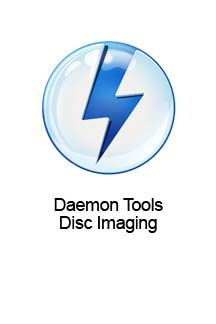 Daemon Tools Disc Imaging
