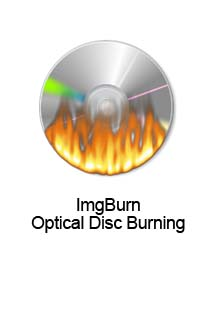 ImgBurn Optical Disc Burning
