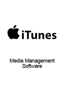iTunes - Media Management Software