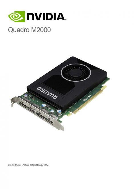 NVIDIA Quadro M2000 (DP/N 0W2TP6)