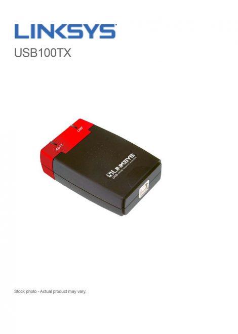 Linksys LNE100TX EtherFast 10/100 LAN Ethernet Adapter