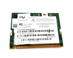 Toshiba Intel G86C00018910 802.11 AG Wireless Mini PCI Card G86C00018910