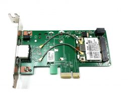 Dell DW1520 Low Profile 802.11b/g/n PCI-e Wireless Card 08VP82