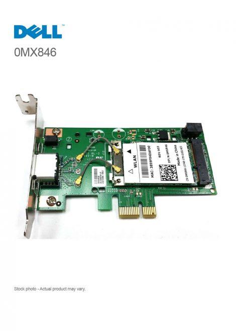 Dell 0MX846 Low Profile 802.11n PCI-e Wireless Card 0GW073