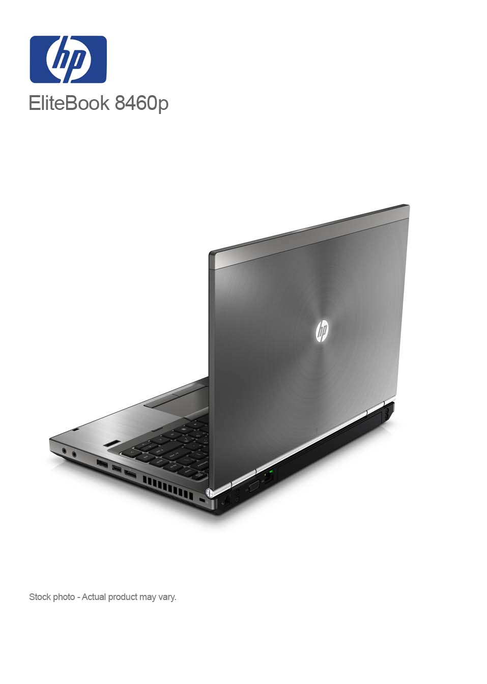 HP EliteBook 8460p Core i5 2520M 4GB 320GB 14