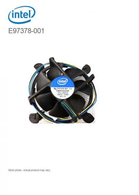 Intel E97378-001 LGA1155/1156 Aluminum/Copper CPU Heat Sink