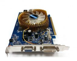 Galaxy GeForce 9500GT 512MB 128-Bit DDR2 PCI Express VGA/DVI