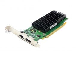 nVidia Quadro NVS 295 2xDP 256MB GDDR3 PCI-e x16 Graphics Adapter