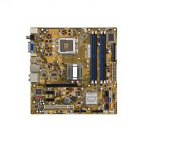 HP and Compaq IPIBL-LB LGA775 Intel G33 Micro ATX Motherboard