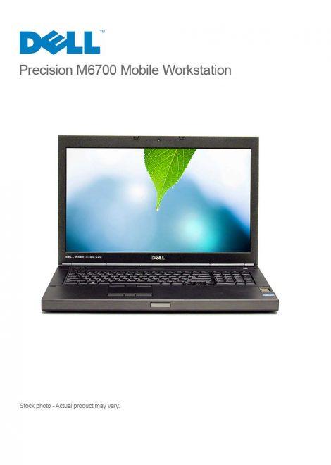 Dell Precision M6700 Mobile Workstation