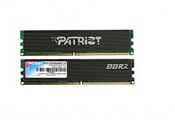 Patriot 2GB (2 X 1GB) DDR2 800MHz PC2 6400 240-pin PDC22G6400ELK