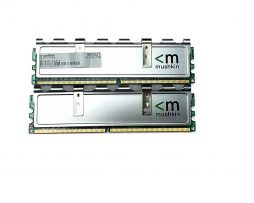 Mushkin 2GB (2 X 1GB) DDR2 800MHz PC2 6400 240-pin 996527