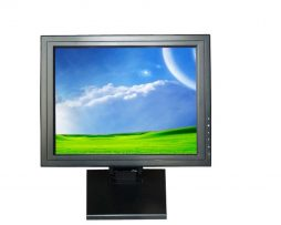 "CPI TV1501 15"" USB 5-wire Resistive Touchscreen Monitor 300 cd/m2 500:1"