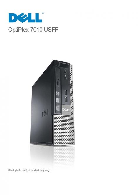 OptiPlex7010 Ultra Small Form Factor