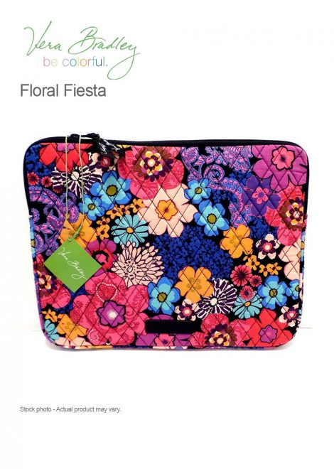 Vera Bradley-Floral Fiesta