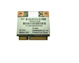 HP 588551-001 802.11 b/g/n Wi-Fi WLAN Wireless Half Mini Card