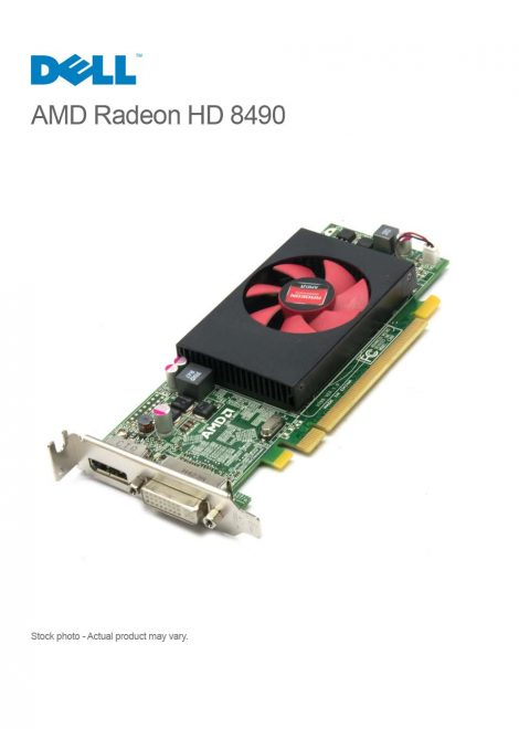 AMD Radeon HD 8490 1GB 128-Bit PCIe x16 Graphics Card 109-C36957-00
