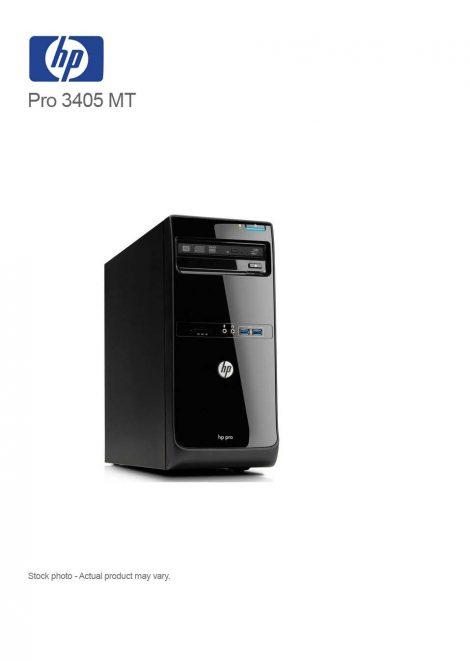 HP Pro 3405 Microtower PC