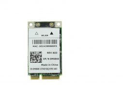DELL DW1505 WIFI DRAFT N 802.11n Mini PCI-E Card 0MX846