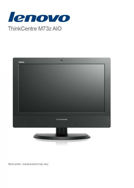 Lenovo ThinkCentre M73z (All-in-One system)