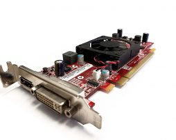 AMD Radeon HD 5450 PCIe DVI DP Video Card Lenovo FRU89Y6152