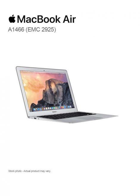 Apple MacBook Air Core i7-5650U 13.3