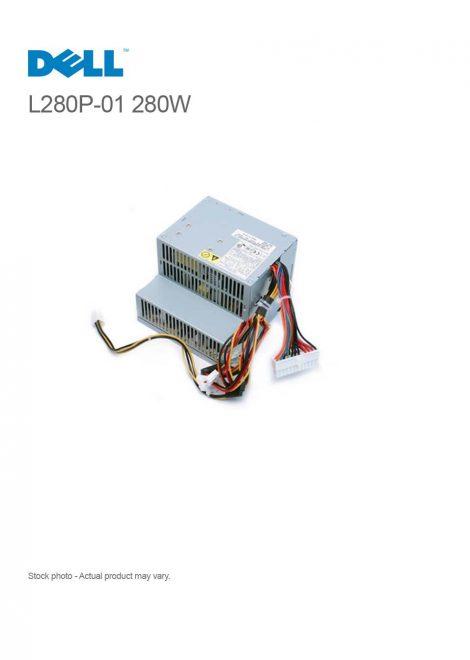 DELL L280P-01 280W PSU for OptiPlex Desktops