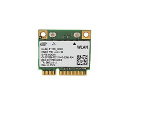 Intel Wifi Link 5100 Half Size Mini PCI-e WLAN 512AN_HMW