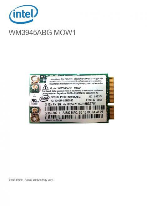 Intel WM3945ABG MOW1 802.11a/b/g Mini PCI-e card