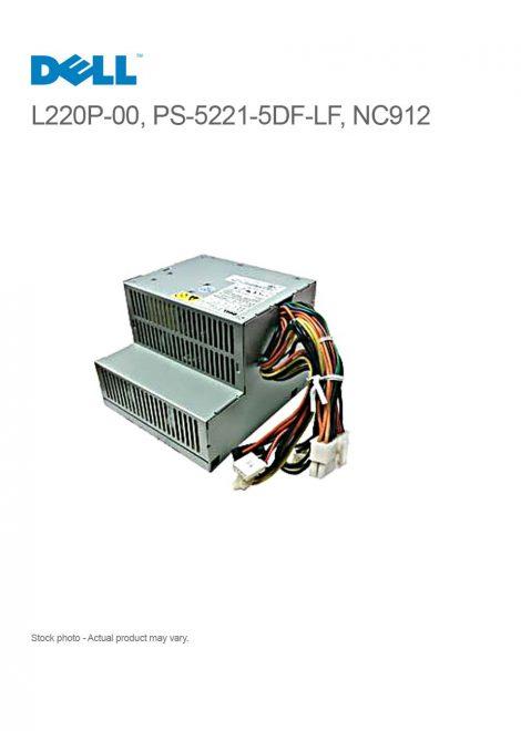Dell 220W PSU L220P-00 for DELL OptiPlex GX620 GX520 Dimension