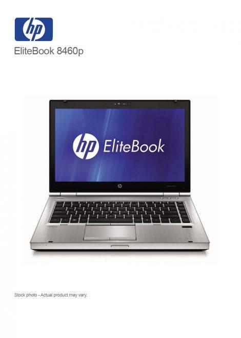 HP EliteBook 8460p 2nd GEN Core i5 4GB 320GB 14' WIN 7