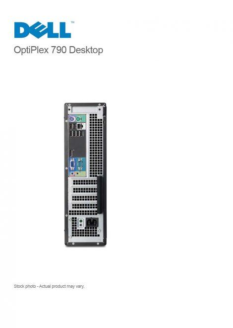 DELL OptiPlex 790 Desktop PC