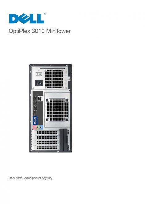 Dell OptiPlex 3010 Mini Tower