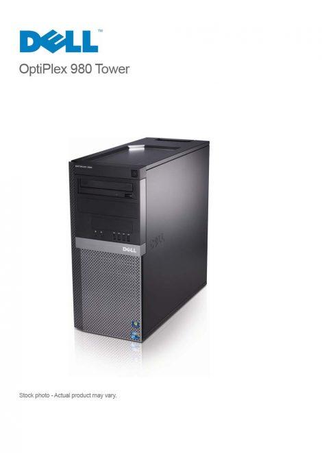 DELL OptiPlex 980 Mini Tower