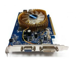 Galaxy GeForce 9500GT 512MB 128-Bit DDR2 PCI Express VGA/DVI
