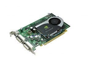 NVIDIA Quadro FX 1700 512MB PCI-e x16 graphics board