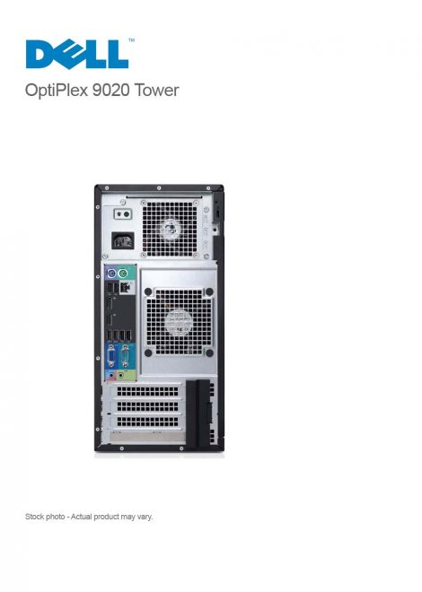 Dell OptiPlex 9020 Mini Tower