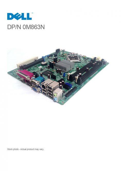Dell OptiPlex 760 SFF Intel Q43 Motherboard 0M863N LGA775