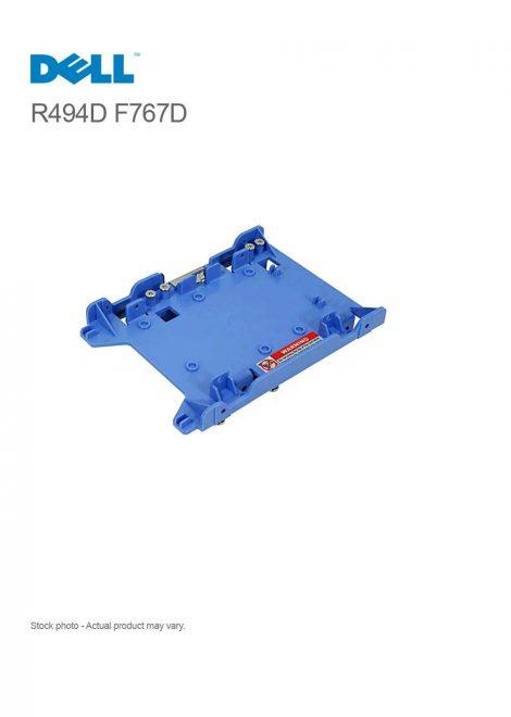 "Dell Optiplex 2.5""SSD - 3.5"" HDD Adapter Bracket Caddy Tray R494D F767D"