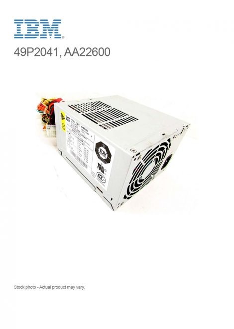 IBM Lenovo ThinkCentre 425W POWER SUPPLY AA22600 49P2041