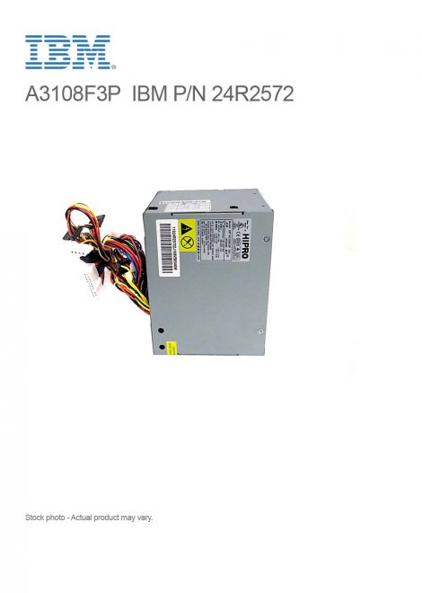 IBM Lenovo ThinkCentre 310W A3108F3P 24R2572 for M51 8143 Tower