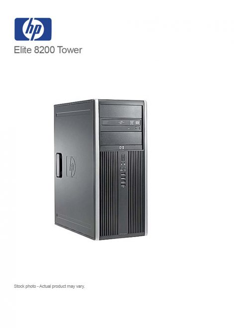 HP Compaq 8200 Elite Convertible Minitower PC