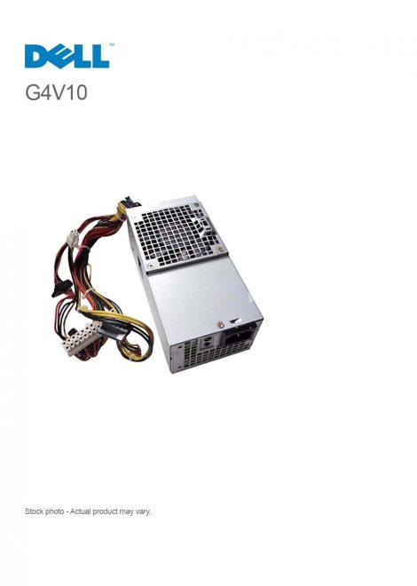 Dell G4V10 250W Power Supply for OptiPlex 3010 7010 9010 DT
