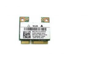 Dell DW1502 Draft N Wireless WiFi 802.11 a/b/g/n Mini-PCI Express Card