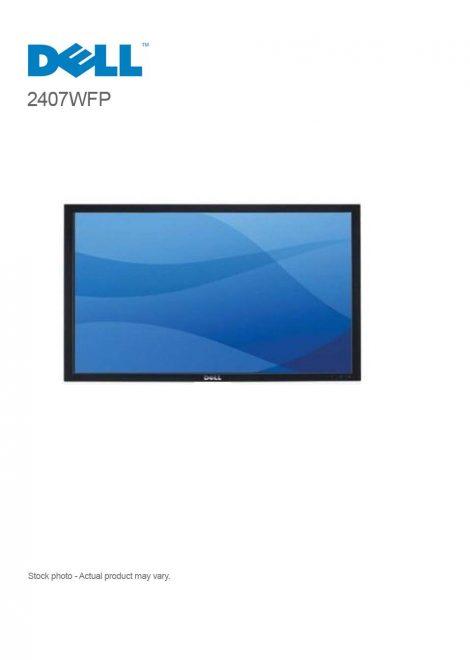 "Dell UltraSharp 2407WFP 24"" Widescreen Monitor 1920x1200"