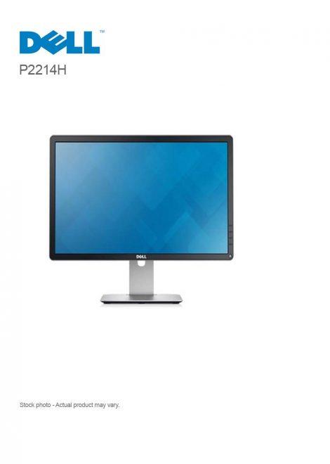 "Dell Professional P2214H 22"" LED Monitor Full HD 1920x1080"