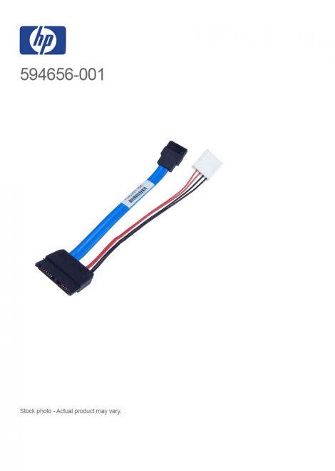 HP 594656-001 8000 8200 8300 USDT SATA Optical Drive Power data Connector Cable